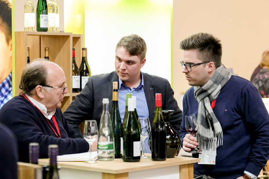 Fachmesse ProWein 2018